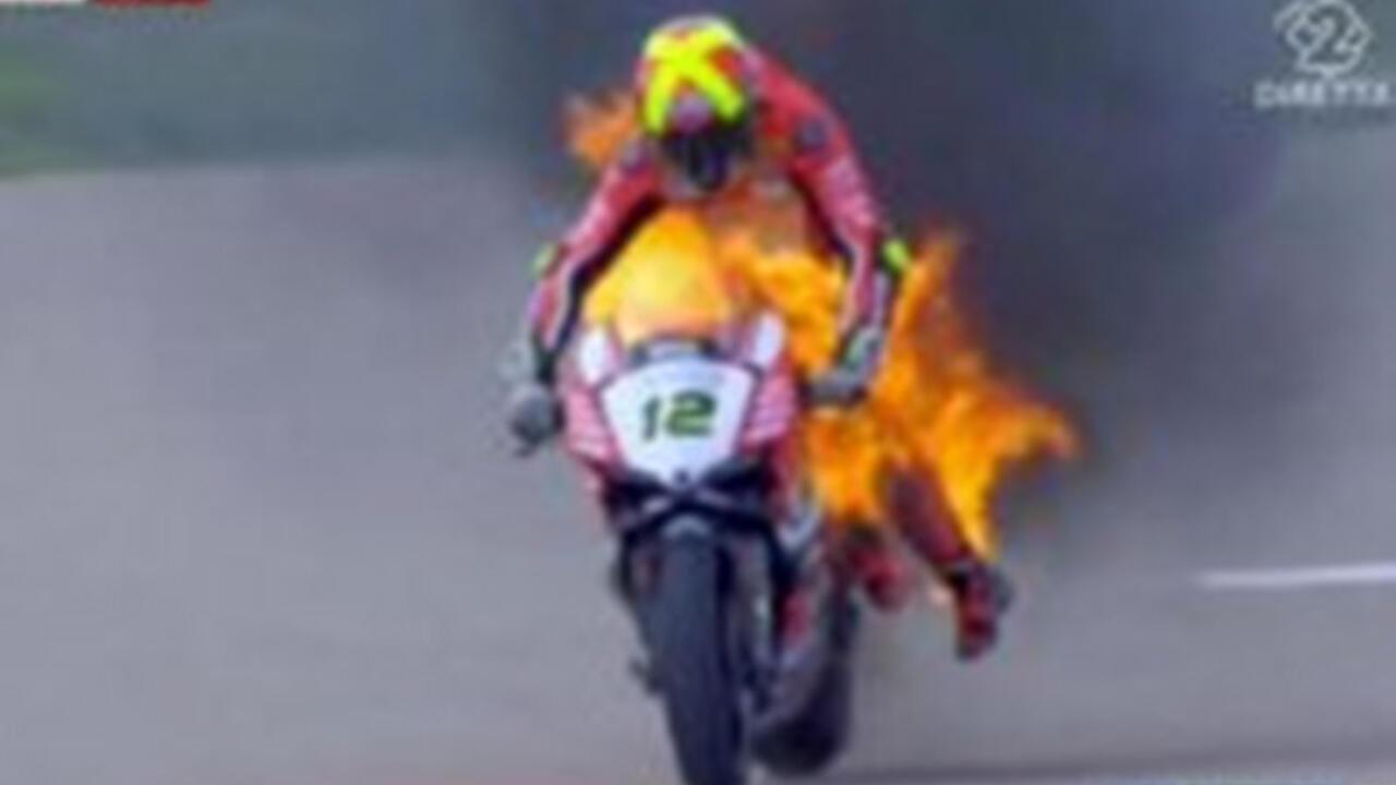 Menatap Ajal Di Arena Balap, Korban Keganasan Arena MotoGP
