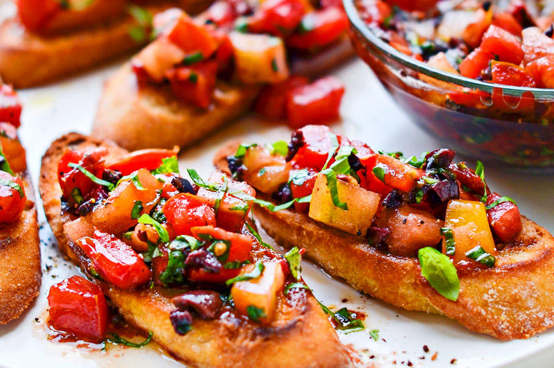 7 Makanan Khas Italia Selain Pizza yang Nikmat Disantap Kapanpun