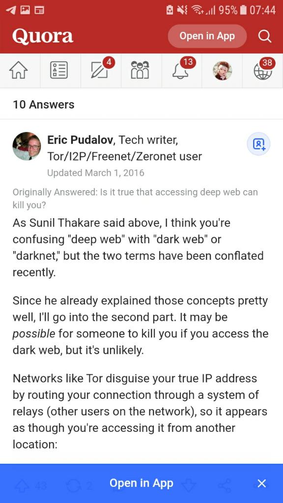Buka Dark Web Harus Tutup Kamera? Mari Kita Buka Faktanya!!