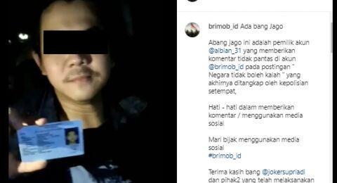 Viral Aksi 'Abang Jago' Pemuda di Bogor Sebut Brimob Kacung Cina