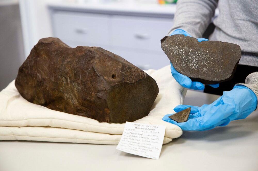 Penemuan Batu Berumur 4 Miliar Tahun dan Lebih Berharga Dari Emas