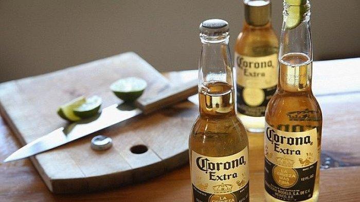 Tenyata Corona Dulu Bukan Nama Virus Tapi Minuman Ini...