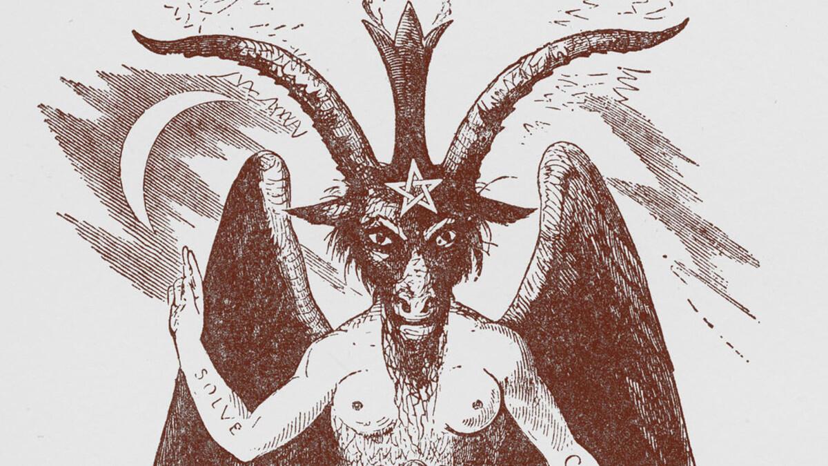 Jadi Agama Baru?, Begini Rupanya Penampakan Setanisme Atau Penyembah Setan