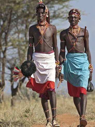Macam-Macam Tradisi Aneh di Afrika