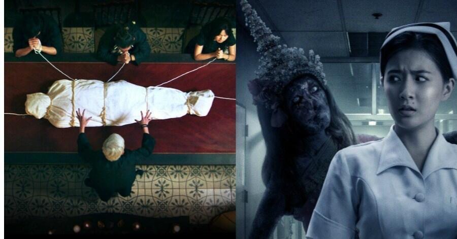 3 Penampakan 'HANTU' Menyeramkan Di Film Thailand Yang Wajib Di tonton !