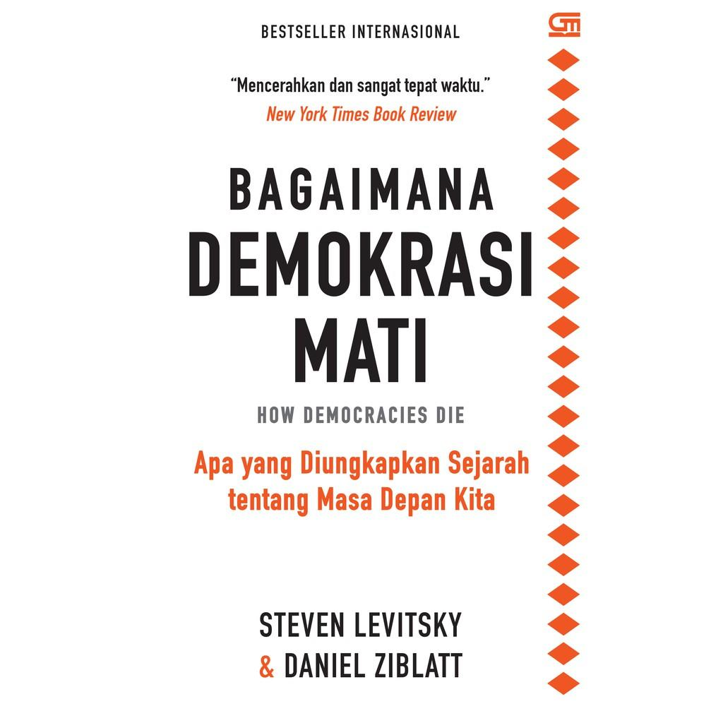 Duduk Santai Sambil Baca Buku Bagaimana Demokrasi Mati, Anies Menyindir Siapa Nih?