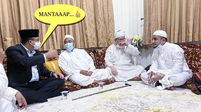 900 Baliho Rizieq Shihab Dicopot, Pangdam Jaya : Jgn Berhenti !!!
