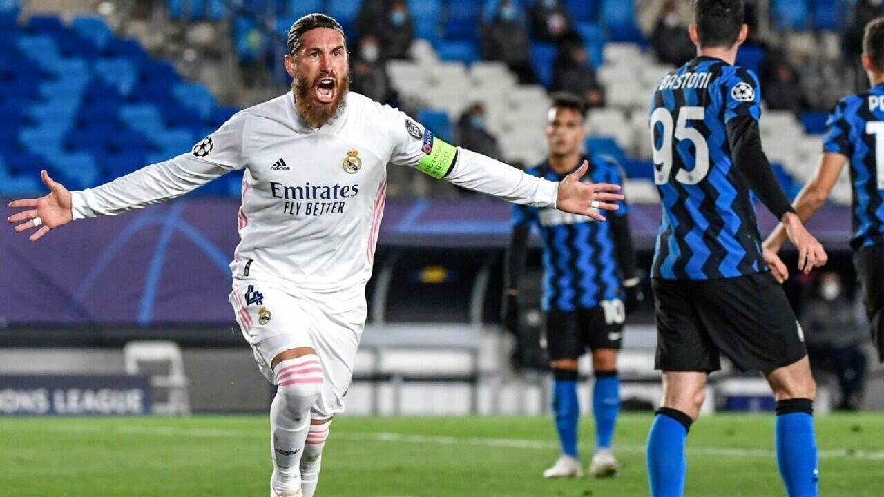 Duel Big Match Inter vs Real Madrid Live di SCTV!