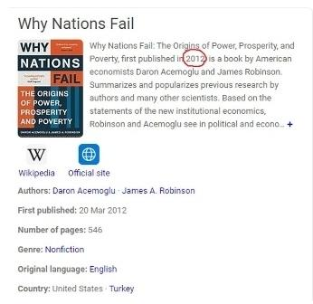 Firli soal Anies Baca Buku: Saya 2002 Baca 'Why Nations Fail'