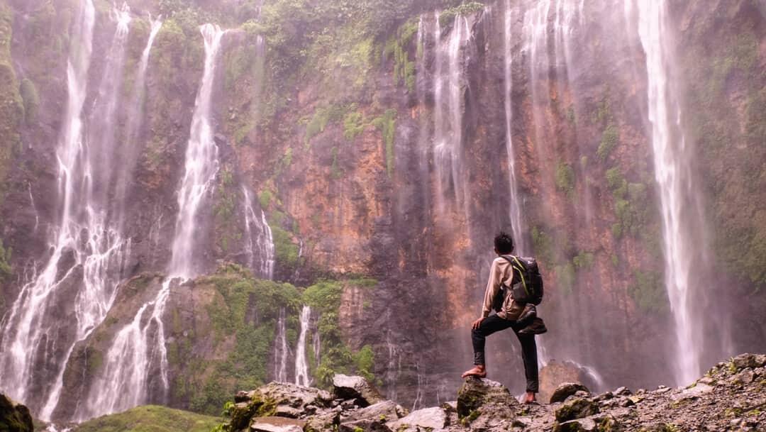 Air Terjun Tumpak Sewu Dan Goa Tetes, Serpihan Surga Yang Tercecer Dibumi