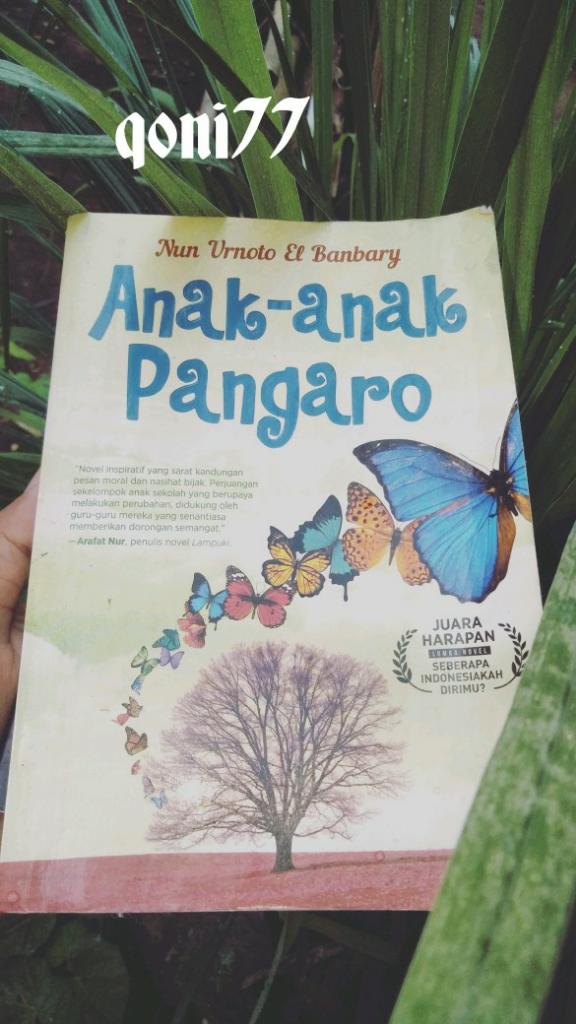 [COC] Riview Buku Anak-anak Pangaro, Ayo Menjadi Predator!