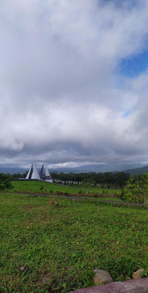 [Coc Reg. Manado] Inilah Keindahan Kampus di Atas Awan, Tempat Calon Pemimpin Ditempa