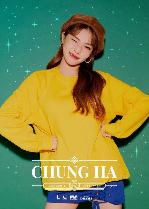 Chungha Resmi Tandatangani Kontrak dengan 88rising!