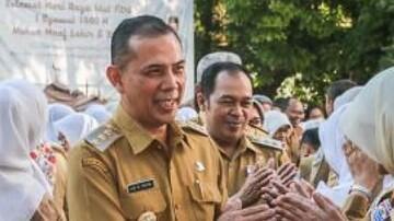 Wali Kota Cimahi Terjaring OTT KPK Jabat Ketua DPC PDIP