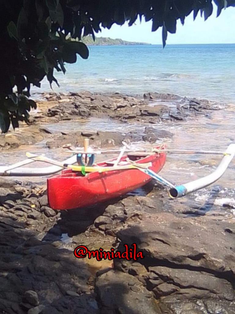 Deretan Pantai Indah, Eksotis dan Masih Alami Mengelilingi Desa Kumalasa, Bawean