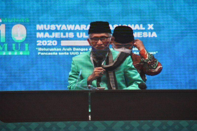 KH Miftachul Akhyar Jadi Ketua Umum MUI, Gantikan Ma'ruf Amin