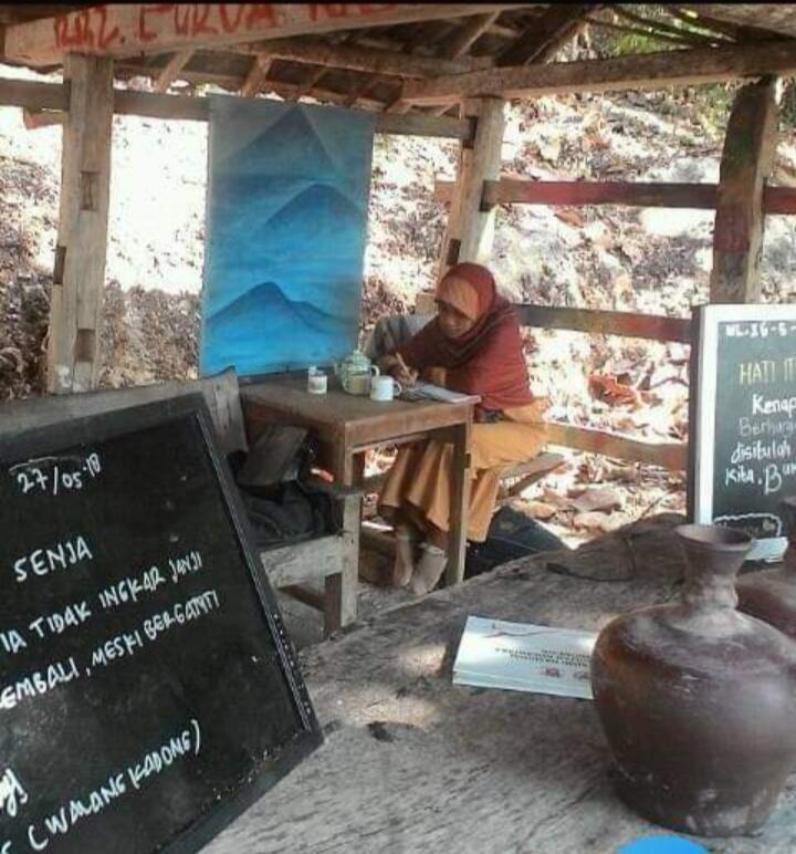 [COC Travelers]Bingung Rekreasi Saat Pandemi, ke Kampung Edukasi Watu Lumbung Aja!