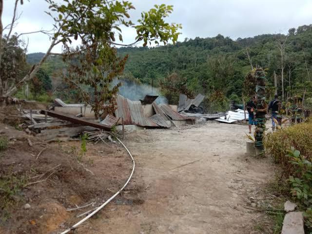 Peristiwa di Palu, Empat Dibunuh, Ada yang Dipenggal, 1 Gereja dan 6 Rumah Dibakar