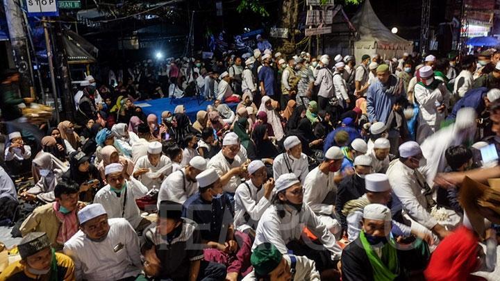 Habib Rizieq Kabur Lewat Gudang Obat Rumah Sakit UMMI Bogor