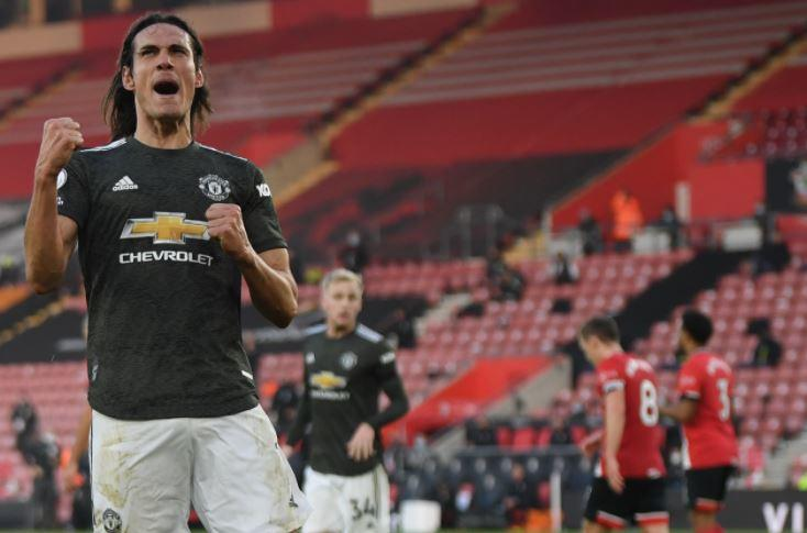Cavani Sang Supersub: 2 Gol, 1 Assist, MU Comeback Hajar Southampton