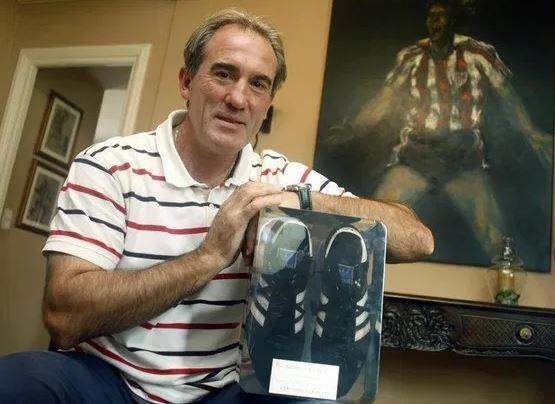 Si Tukang Jagal Diego Maradona Ikut Ucap Belasungkawa