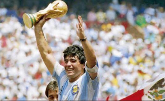 Diego Maradona, Tetap Akbar Tanpa Trofi Terakbar di Eropa