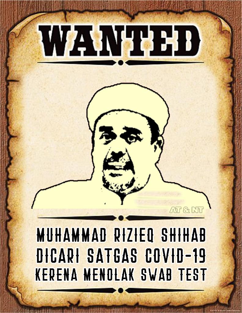 Diduga Karantina di Sentul, Warga Demo Tolak Keberadaan Habib Rizieq