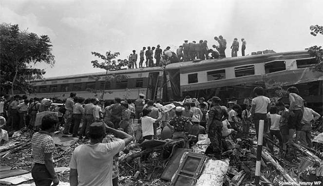 Misteri Tragedi Bintaro 1987, Terdapat Fakta Menarik Dibaliknya