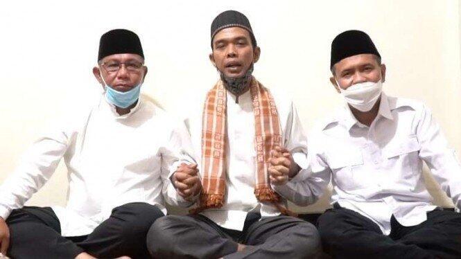 UAS Berseru Allahu Akbar saat Imbau Warga Coblos Rival Bobby Nasution