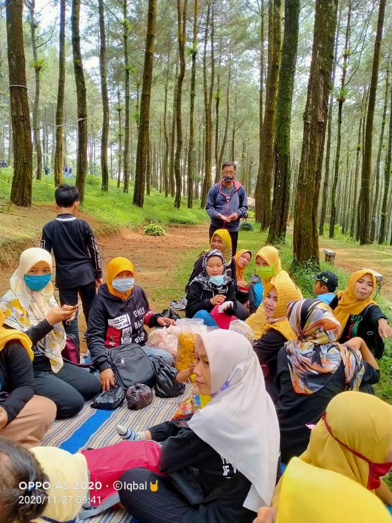 [COC Travellers] Si Kembang Park Desa Kembang Langit, Wisata Tipis-tipis tapi Manis