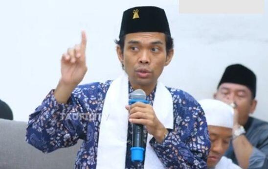 Didoakan Rujuk dengan Ustadz Abdul Somad, Tak Disangka Mantan Istri Jawab Begini