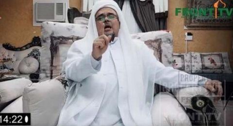 Ditunggu Polisi untuk Diperiksa, Habib Rizieq Mendadak Ngaku Lemas