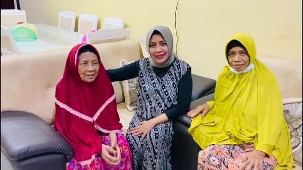 Mencekam, Ibunda Mahfud Md Ketakutan Saat Rumah Didatangi Massa