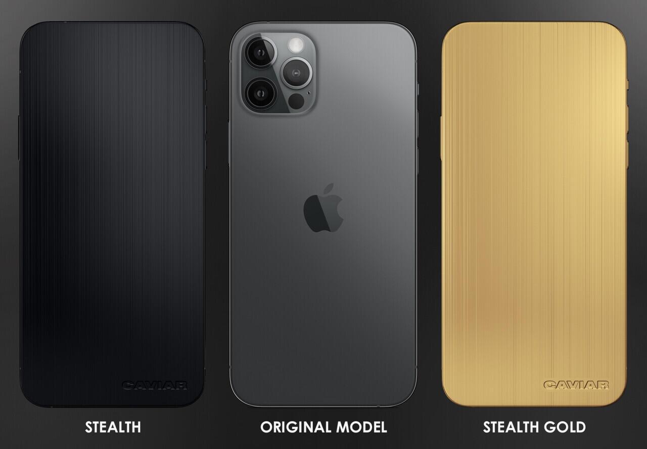 Sukses Dengan iPhone 12, Apple Kembali Rilis iPhone 12 Pro Edisi Khusus Tanpa Kamera