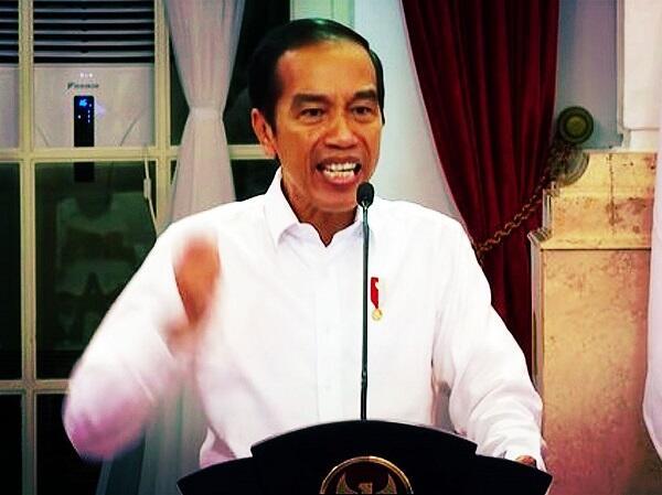 Sudah Berapa Kali P. Jokowi Marah-Marah dalam Satu Minggu Ini Saja?