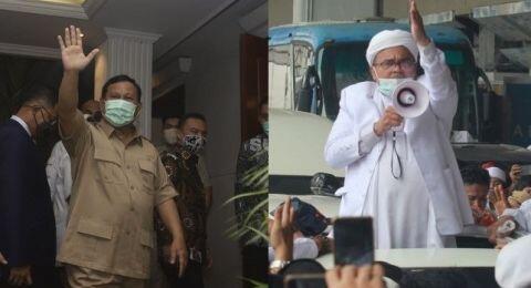 Arief Poyuono ke Habib Rizieq: Ajari Prabowo Revolusi Akhlak Agar Tahu Malu