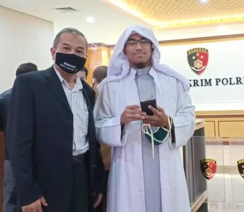 Bareskrim Tangkap Ustad Maheer Diduga karena Hina Habib Luthfi