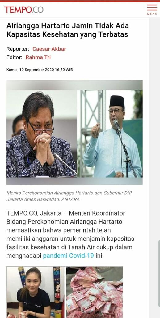 RS Rujukan Covid-19 di Jakarta Mulai Penuh, IDI Minta PSBB Ketat Kembali Diterapkan