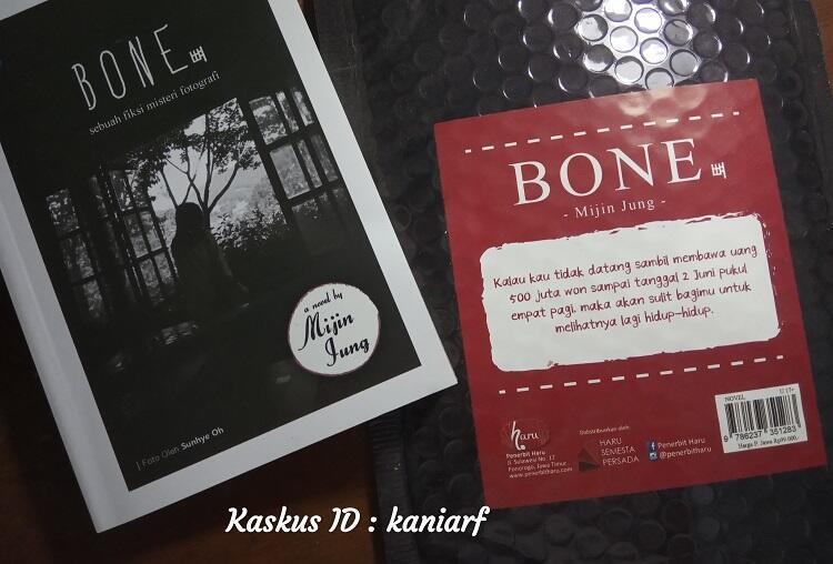 [COC] Review Bone: Saat Fiksi Misteri Berpadu dengan Seni Fotografi