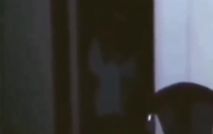 Seram! Orang Ini Merekam Rumahnya dan Dapatkan Penampakan, Apakah Jin?