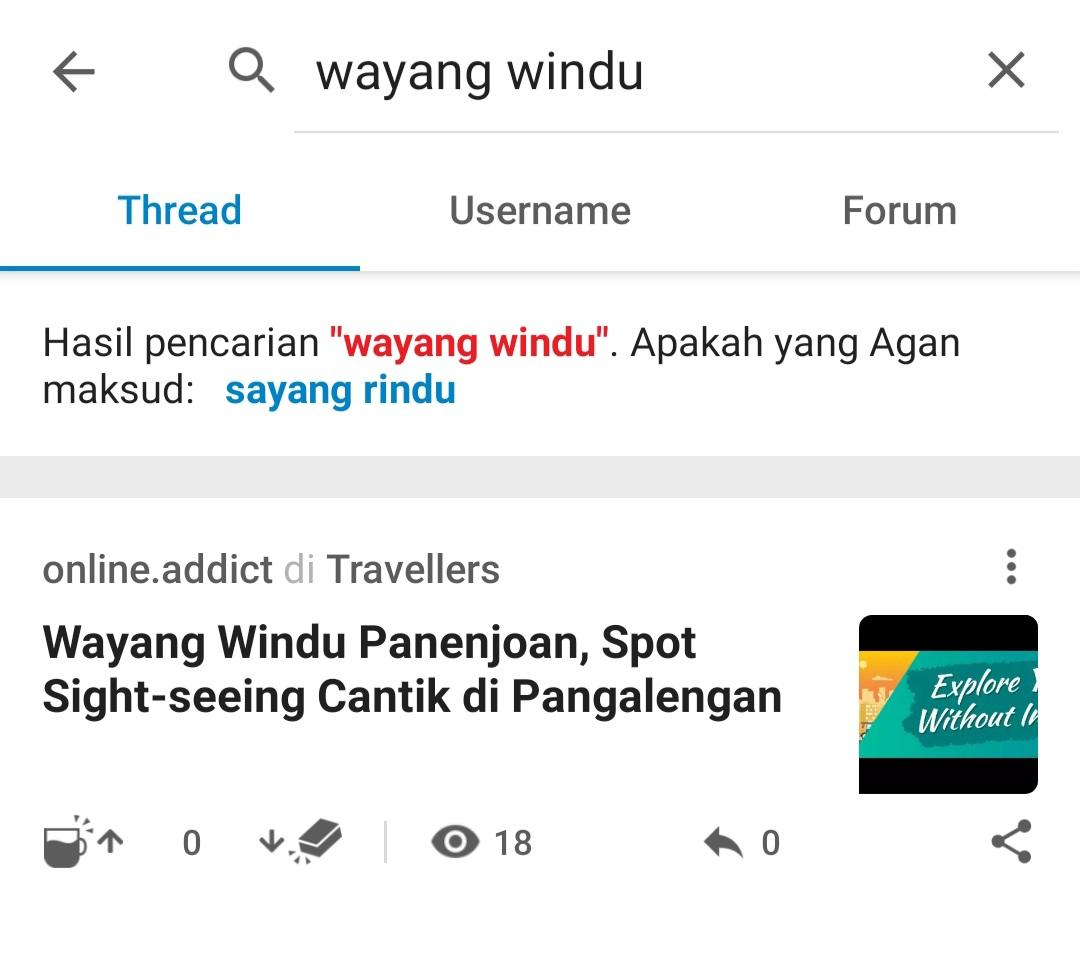 Wayang Windu Panenjoan, Spot Sight-seeing Cantik di Pangalengan