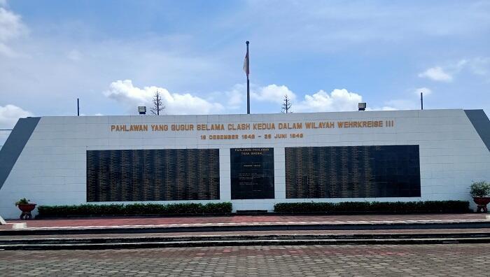 Monjali, Wisata Sejarah Perjuangan Kemerdekaan Indonesia di Yogyakarta