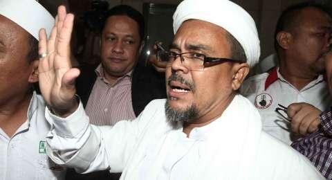Habib Rizieq Ngegas Lagi: Jokowi Takut Dialog, Beraninya Main lapor Terus!