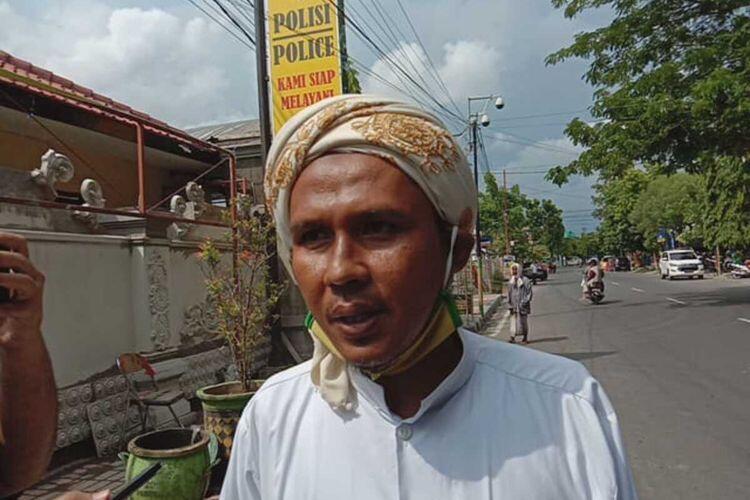 """""""Aksi di Rumah Mahfud MD Bukan Tanggung Jawab Saya"""