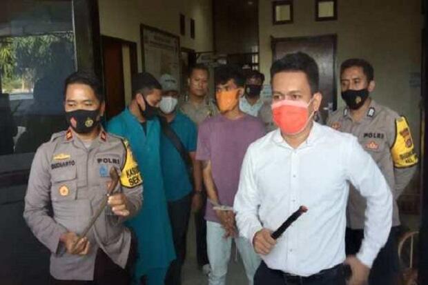 Lakukan Penikaman di JDS, Pemuda Gorontalo Tak Berkutik Saat Dibekuk Polisi