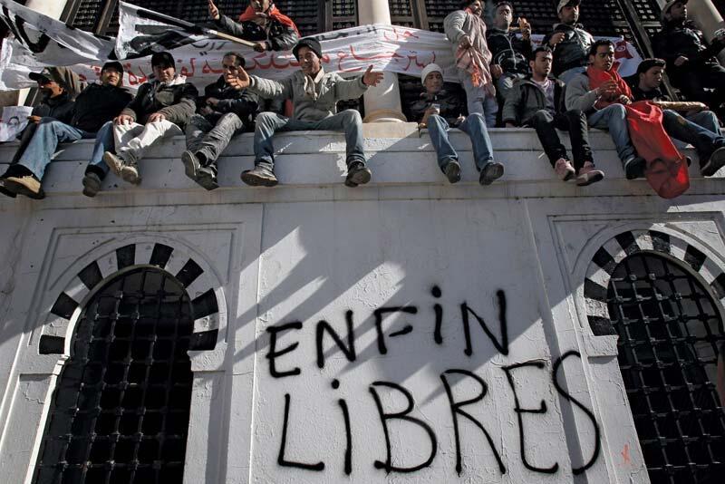 Penyebab Arab Spring dan Implikasinya