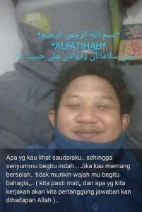 Selain Tersenyum, Jenazah Anggota FPI Berbau Harum, PA 212: Syahid Insya Allah