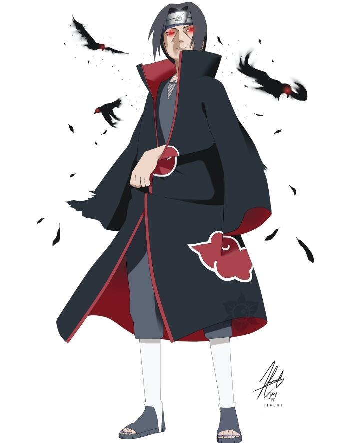 5 Anggota Akatsuki Yang Sebenarnya Tidak Jahat Dalam Serial Anime Naruto
