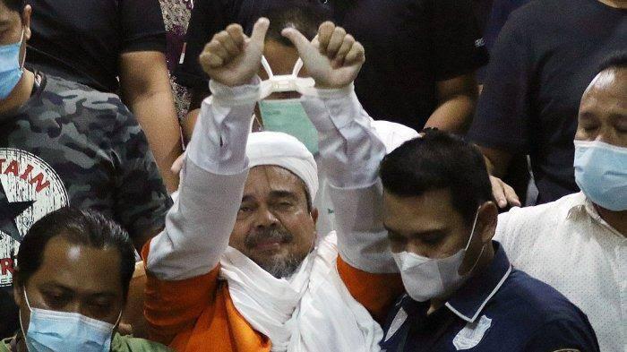 Habib Rizieq Ditahan, Apakah Negara Akan Damai?