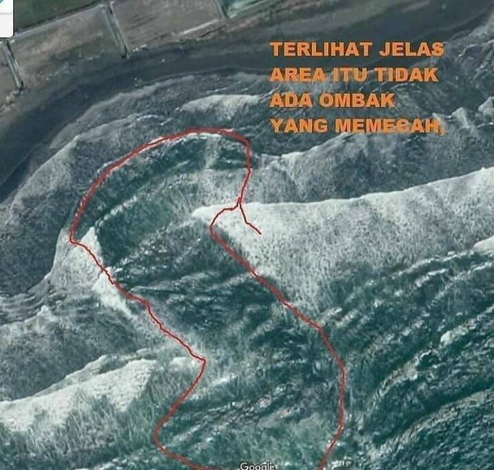 Boleran, Bahaya Besar Tapi Jarang disadari, yang Suka Wisata Pantai Wajib Tahu!